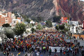 Sejarah dan geografi Bolivia