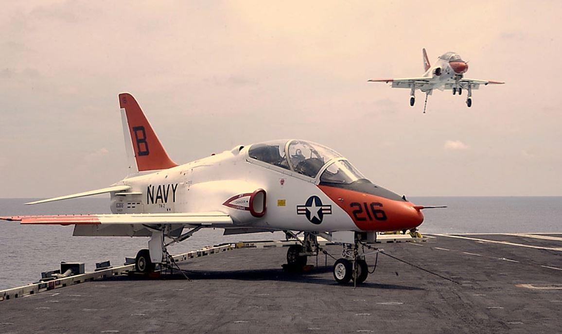 Boeing / BAE Systems T-45 Goshawk Trainer Aircraft