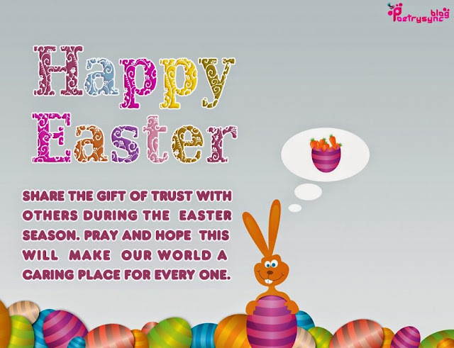 Happy Easter 2017 Wishes