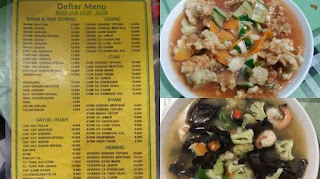 Harga seafood murah