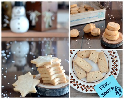Family Shortbread ♥ KitchenParade.com, three generations of tips and tricks for traditional English shortbread.