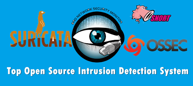 Open source IDS, intrusion detection system, describes.in