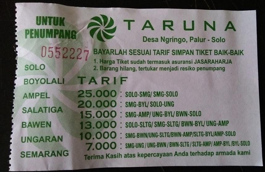 simak jadwal dan tarif bus taruna solo semarang terbaru 2018 rh indoinspector blogspot com jadwal bus semarang solo surabaya jadwal bus semarang solo 24 jam