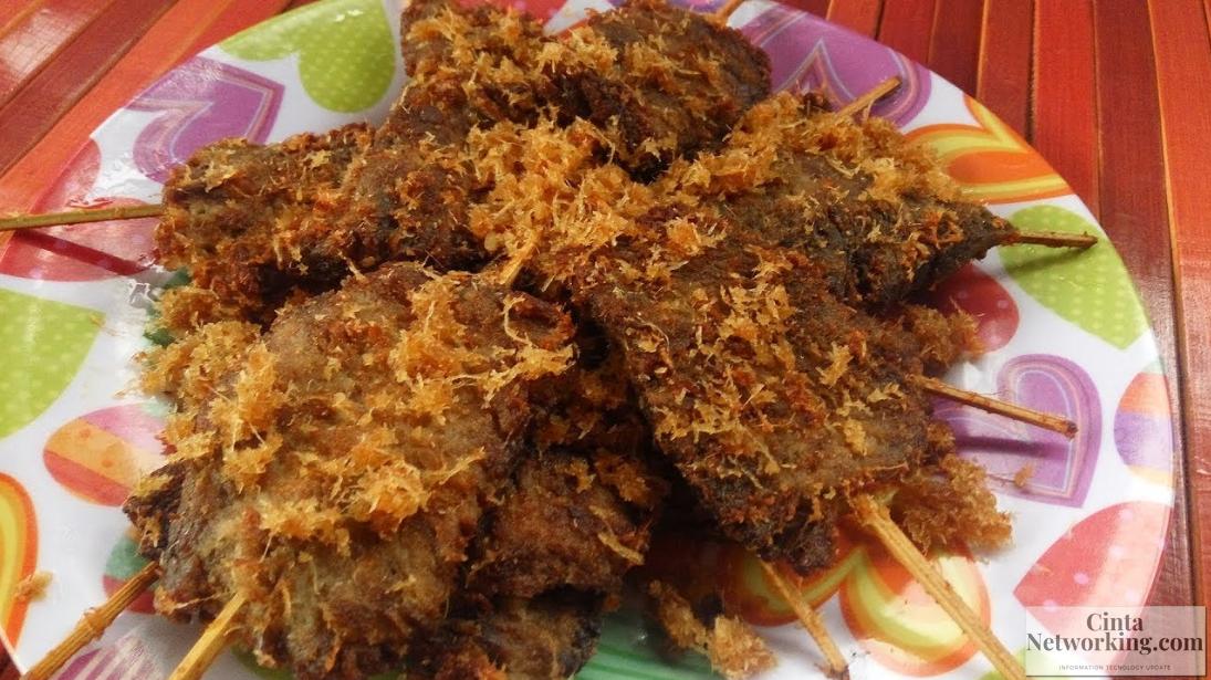 Cara Membuat Gepuk Daging Makanan Khas Sunda Jawa Barat Cinta
