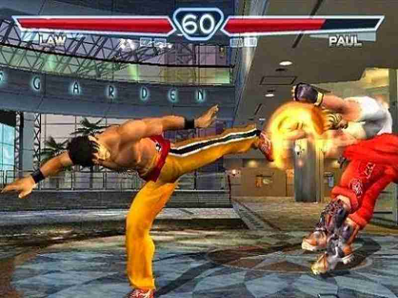 Tekken 4 pc game free download full version highly compressed.