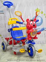 Sepeda Roda Tiga Family F5982 Macan