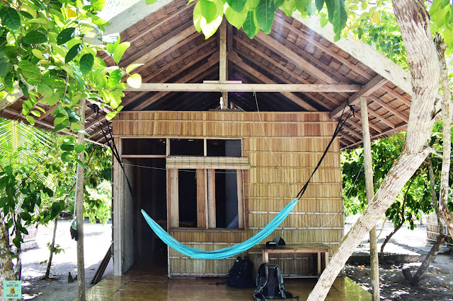 Alojamiento en la isla de Kri, Raja Ampat