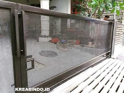 Bikin Pintu Pagar Plat Perforated Yuk! Ini Dia Jasa Pintu Pagar Besi Plat Perforated di Bogor Terbaik