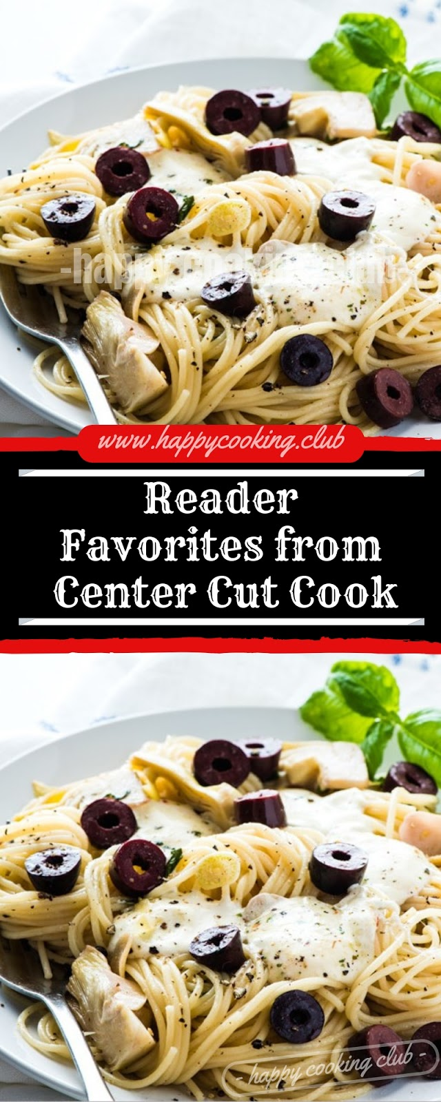 Reader Favorites from Center Cut Cook