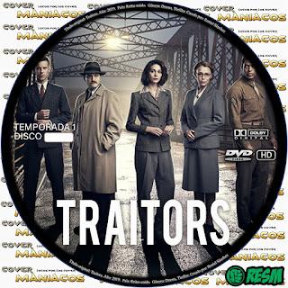 GALLETA - [SERIE NETFLIX] TRAITORS - TRAIDORES - 2019