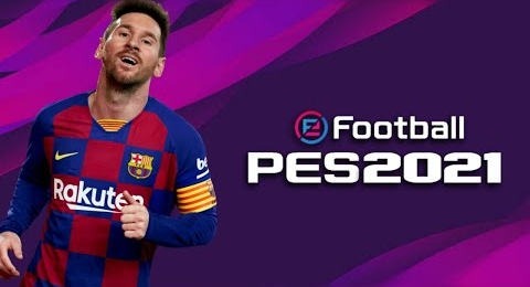 تحميل لعبة eFootball PES 2021 مهكرة