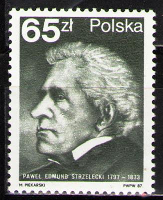 1873 Died: Paweł Strzelecki, Polish-English geologist and explorer (b. 1797)