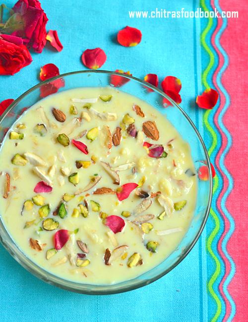 Rabdi Recipe - How to make Rabri for malpua