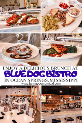Brunch At The Blue Dog Bistro | Best Places To Eat In Ocean Springs, Mississippi | Vegan Restaurants In Mississippi