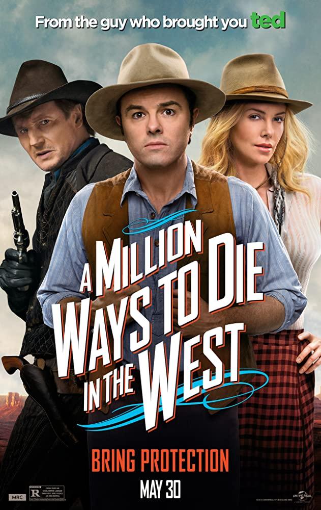 A Million Ways to Die in the West 2014 TC x264 720p Esub BluRay Dual Audio English Hindi GOPI SAHI