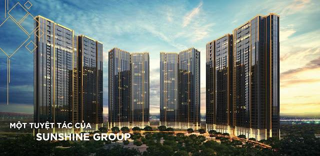 Chuyển nhượng căn hộ Sunshine City Sài Gòn Quận 7