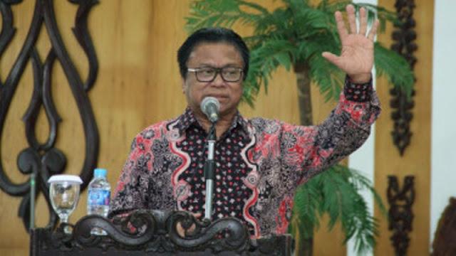 OSO Balas Surat Somasi 'MK Goblok'