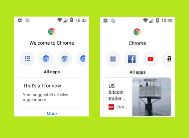 "Google Aims To Compete With KaiOS By Introducing A ""Touchless"" Chrome"