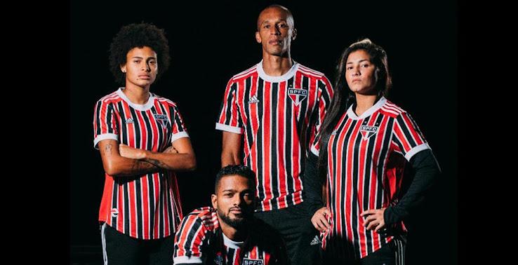 Sao Paulo 21-22 Away Kit Released - Footy Headlines
