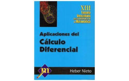 Cálculo Diferencial y Aplicaciones - José Heber Nieto Said
