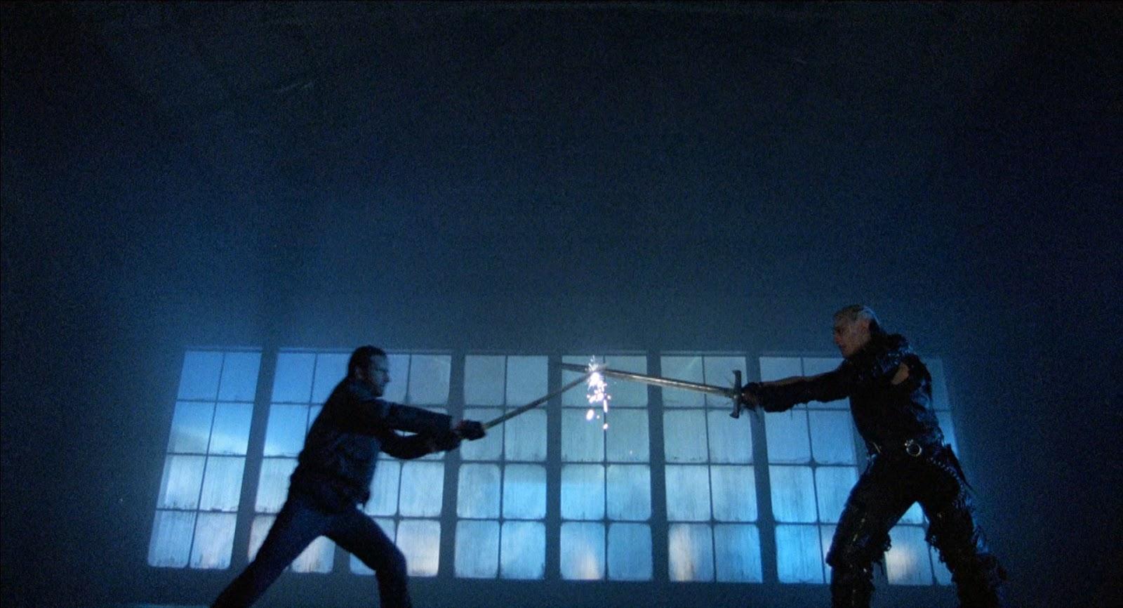 Image result for highlander sword fight