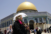 Belenggu Corona COVID-19 Menutup Masjid Al Aqsa Ramadan 2020