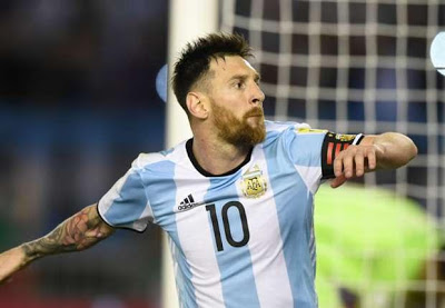 FIFA overturns Lionel Messi's four-game ban from international matches