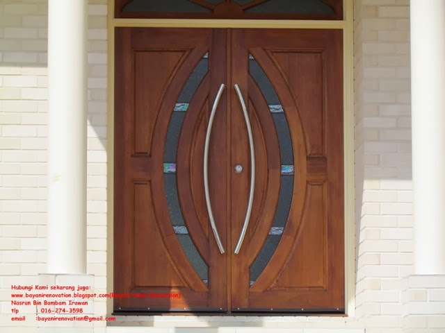 Design Idea Pintu Rumah Bayani Home