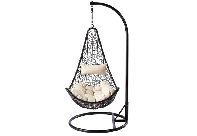 Έπιπλα Κήπου: Κρεμαστή Πολυθρόνα - Φωλιά