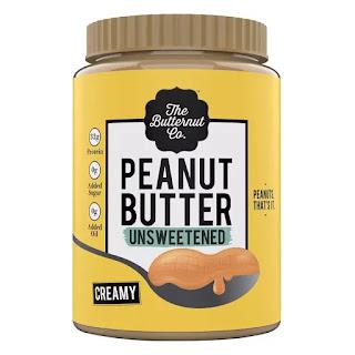 The Butternut Co. Peanut Butter Unsweetened
