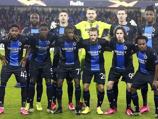 Labdarúgás: az FC Bruges hivatalosan is bajnok lett
