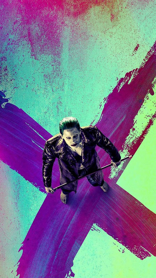 Suicide Squad Joker X  Galaxy Note HD Wallpaper