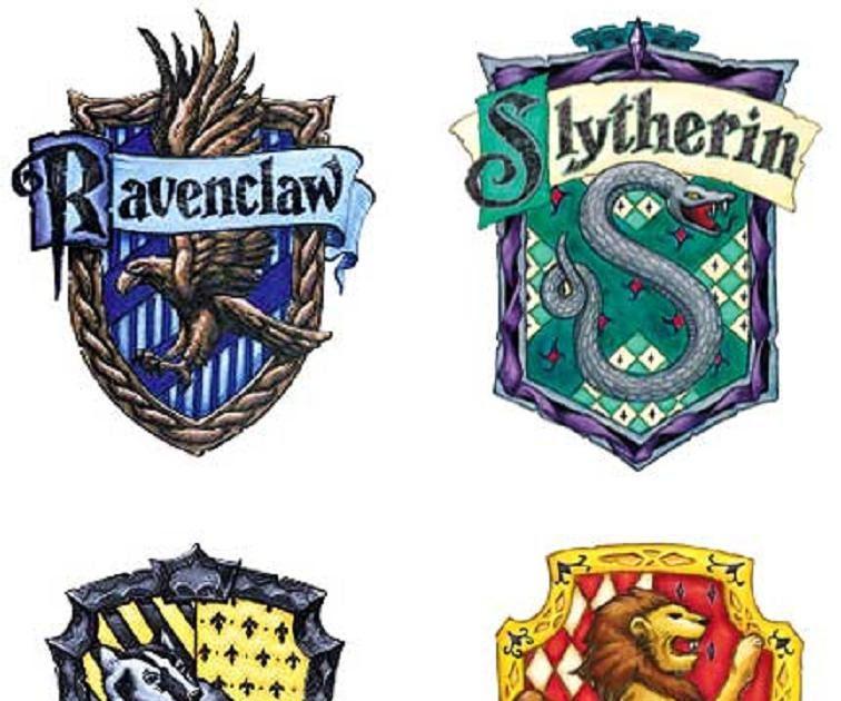 Häuser Hogwarts