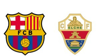 # ماتش مباراة برشلونة وألتشي يلا شوت بلس مباشر في الدوري الإسباني