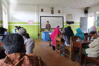 Rapat Wali Murid Kelas X SMK Yasmida Ambarawa