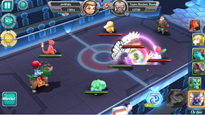 Game Pokeland Lagends Apk
