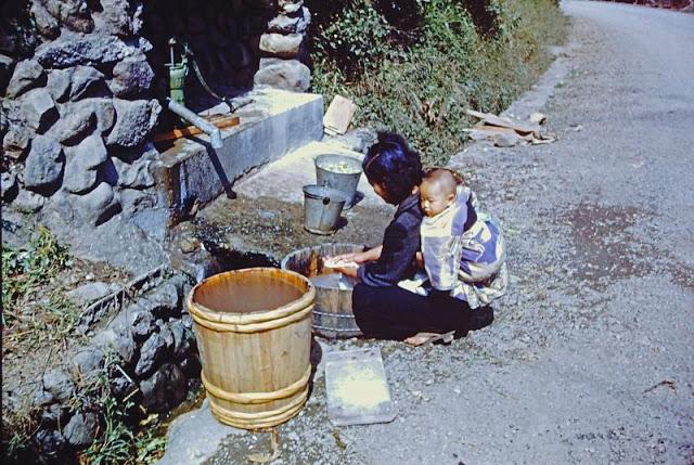 Fotografías de Japón tras la Segunda Guerra Mundial
