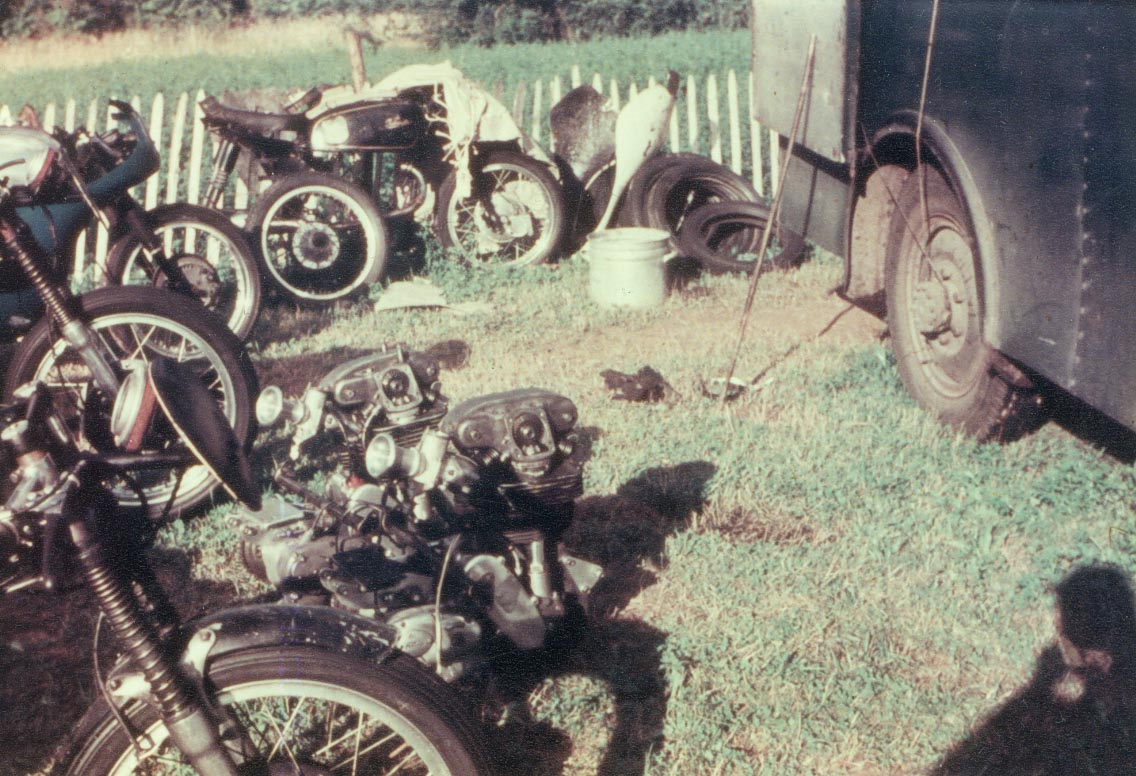 The Velobanjogent June 2016 Velocette1958leenginediagramjpg Hinton Camp At 1958 Iom Ttharry Jnr Had Acquired Ex Geoff Duke Velocette With An Works 350 Dohc Engine Later On Continent
