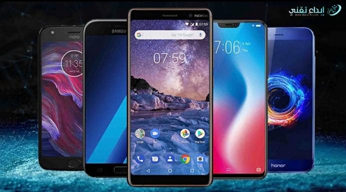 افضل 5 هواتف أندرويد بسعر 2000 جنيه بإمكانيات رائعة2020