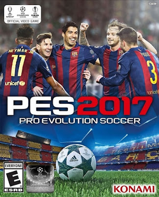 PES 2017 Download - PC and Lite (Android) Version