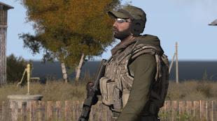 戦闘服の見た目を変えたTRYK's Multi-Play Uniforms アドオン