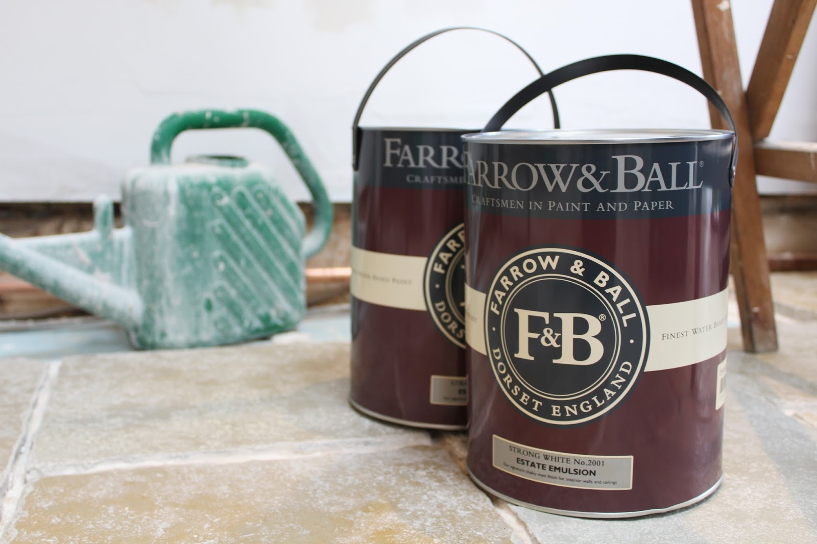 Kitchen Renovation with Farrow and Ball Paint
