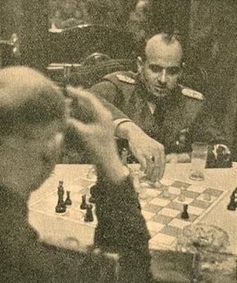 El ajedrez de la vida y la muerte