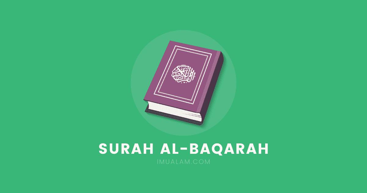 surah al baqarah rumi