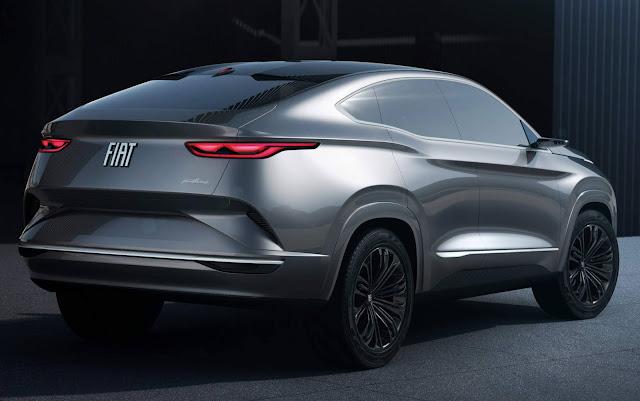 Novo Fiat Fastback - SUV lançamento para 2021