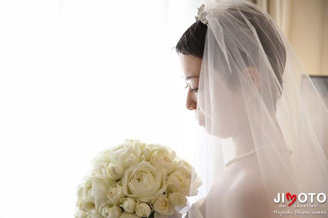 東京ホテルモントレ銀座での結婚式撮影