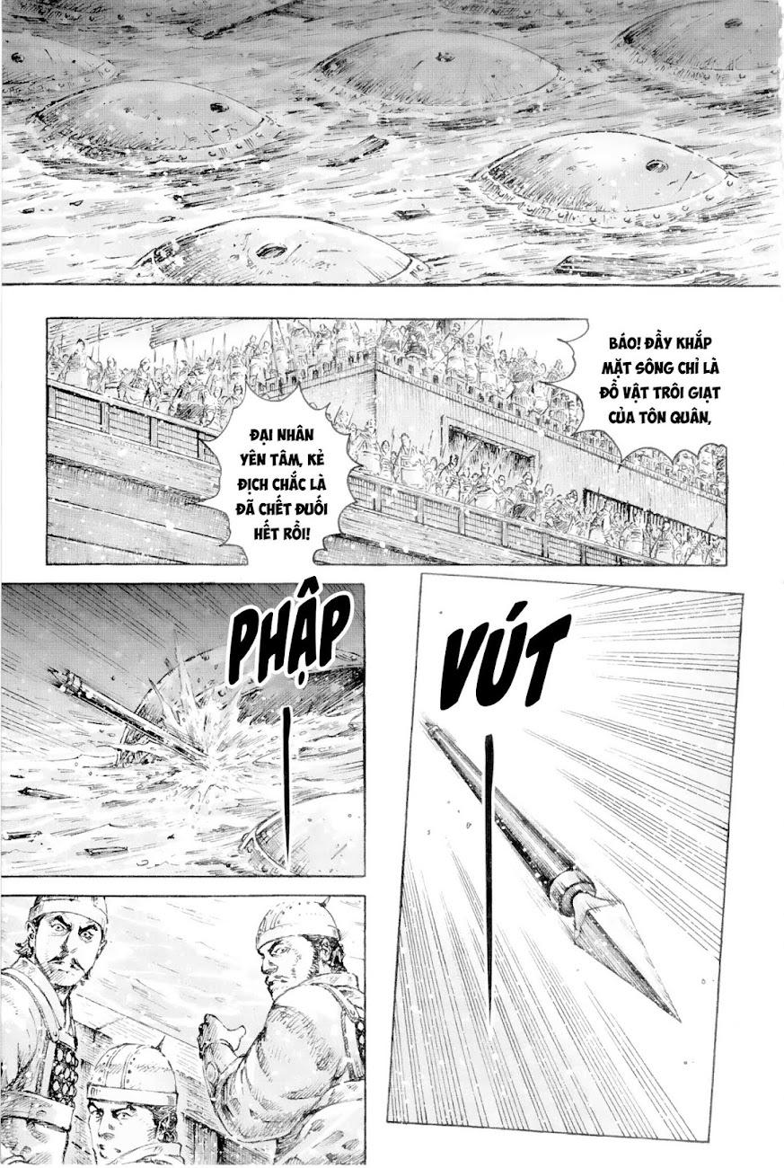 Hỏa phụng liêu nguyên Chương 415: Cự ly trí mạng [Remake] trang 5