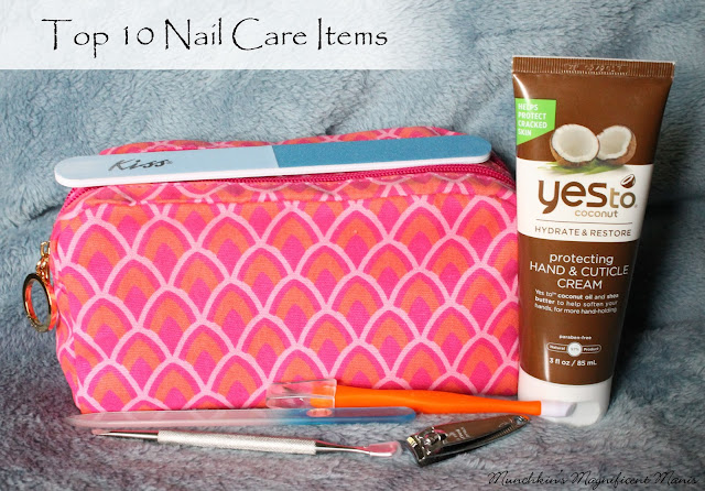 Top 10 nail care items
