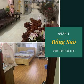 chung cư Bông Sao đường Tạ Quang Bửu