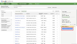 5 Langkah Riset Keyword Google (Keyword Planner)